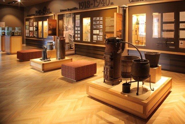 stumbro muziejus