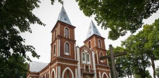 Papilės Šv. Juozapo bažnyčia