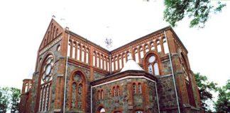 Akmenės Šv. Onos bažnyčia