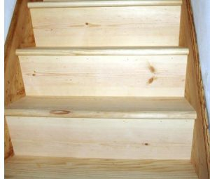 tureklai laiptams