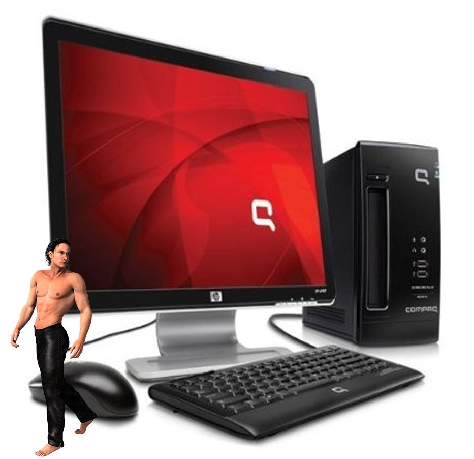 Žmogus ir kompiuteris