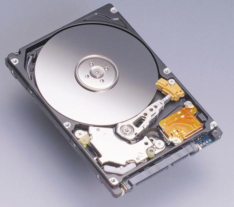 kietasis diskas