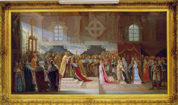 Mindaugo krikštas ir karūnavimasis Lietuvos karaliumi