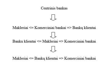 Tarptautinės valiutų rinkos organizavimas