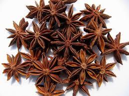 Kinijos anyžiai, žvaigždanyžiai