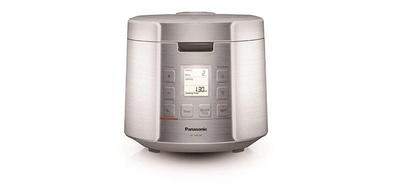Gaminkite sveikai su nauju Panasonic daugiafunksčiu puodu!
