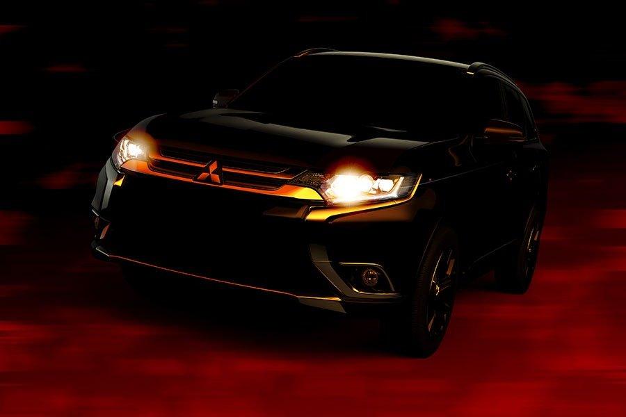 """""""Mitsubishi Outlander"""" prabils nauja dizaino kalba"""