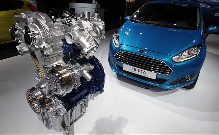 """""""Ford EcoBoost"""" varikliai - 5 milijonuose automobilių"""