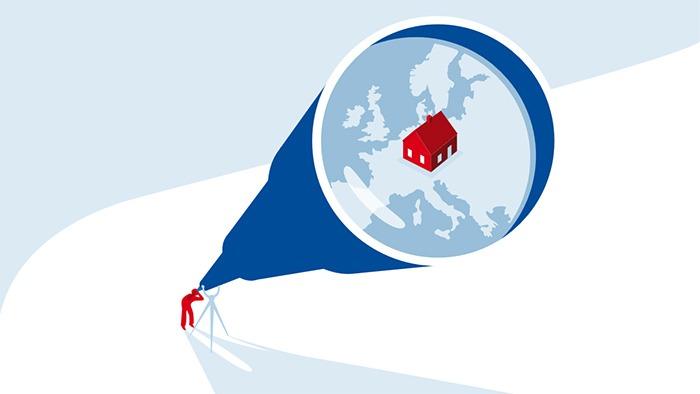 """""""RE/MAX Europe"""": 61 proc. europiečių yra savo būsto savininkai"""