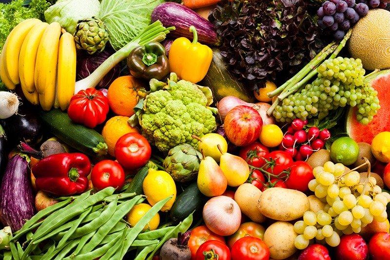 Penkis vaisius ir daržoves per dieną suvalgo tik kas dvidešimt penktas