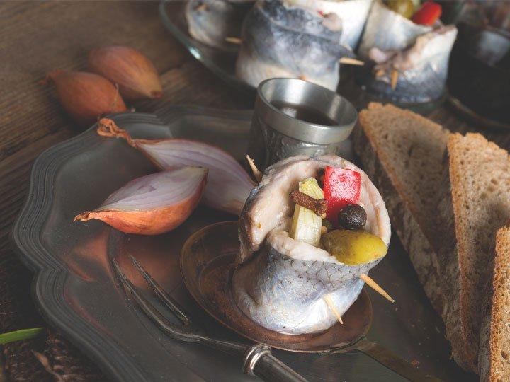 Vokiškiems-pusryčiams---rolmopsai
