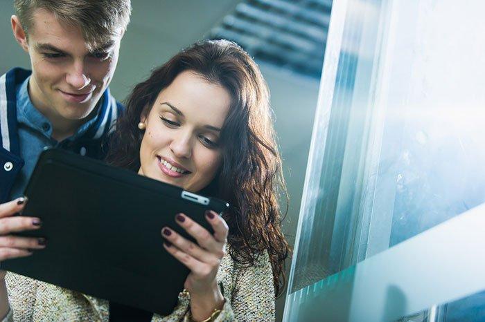 VGTU studentų patogumui – moderniausi Lietuvoje interneto vartai