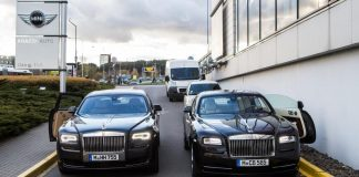 Rolls-Royce automobiliai