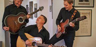 Gitaros menininkas Artūras Chalikovas: vaikystėje išgirdus gitarą pasijusdavau įsimylėjęs