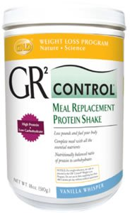 GNLD GR2 Control Meal Replacement Protein Shake