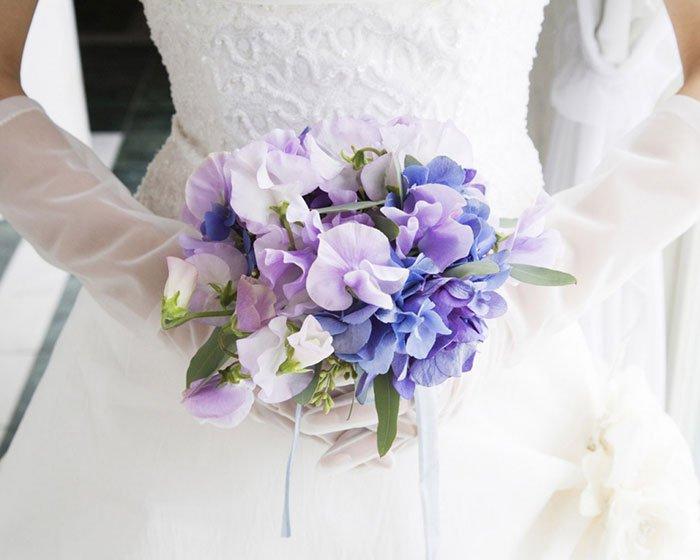 Vestuvių puokštės