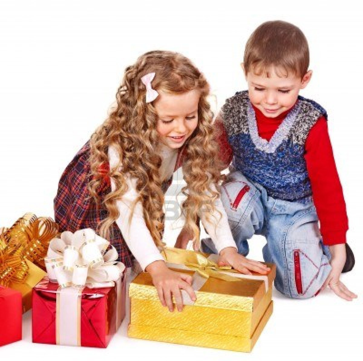 dovanos vaikams