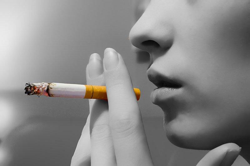 Tabako vartojimas