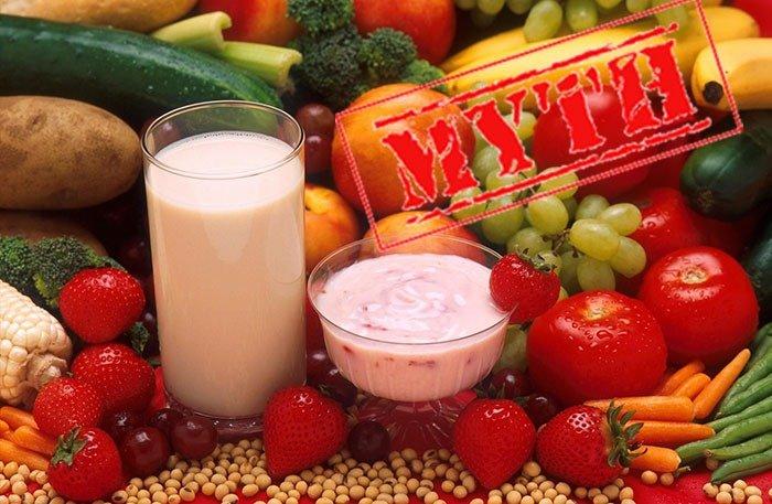 Populiariausi mitai apie sveiką mitybą: pasitikrinkime, ar nesame jų valdomi