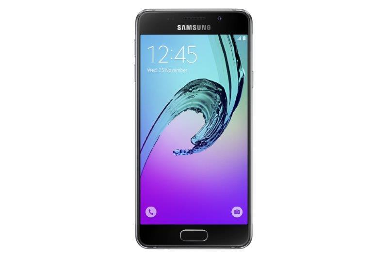 """""""Samsung"""" atnaujintą išmaniųjų telefonų seriją """"Galaxy A (2016)"""""""