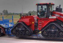 Pernai parduotas ir galingiausias Baltijos šalyse – 692 AG traktorius