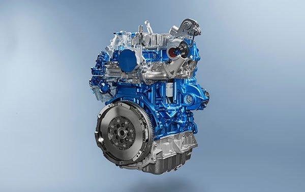 """""""Ford EcoBlue"""" dyzelinis variklis: valgo mažiau, dirba daugia"""