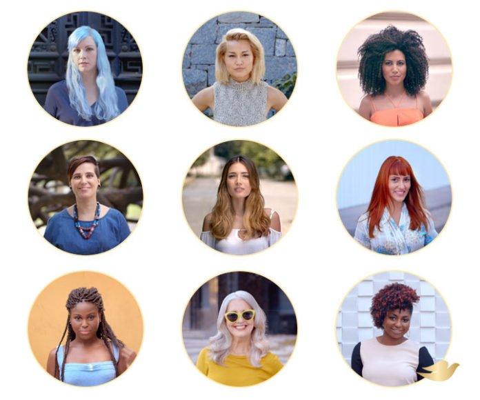 """""""Dove"""" apklausa: 8 iš 10 moterų bijo turėti tokią šukuoseną, kokios nori"""