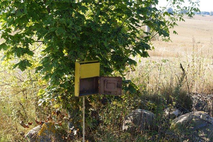 Nerakinamos ir išklerusios laiškų dėžutės liks kabėti tuščios