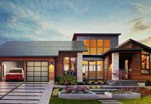 Saulės baterijos, kurios nebjauroja stogo