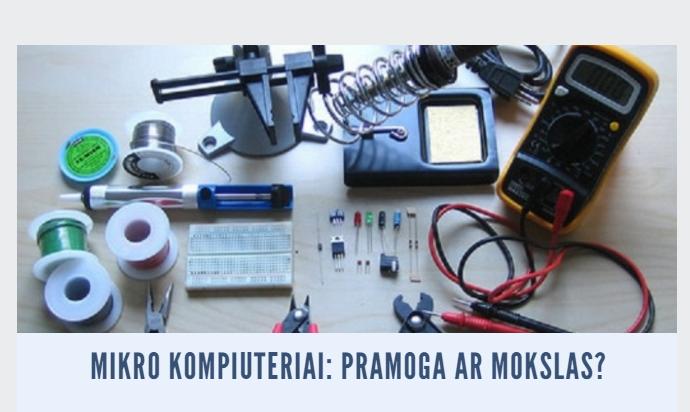 Elektronikos prekės