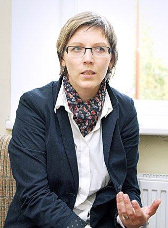 Odeta Šapelytė, Šiaulių universiteto Ugdymo mokslų ir socialinės gerovės studijų katedros lektorė