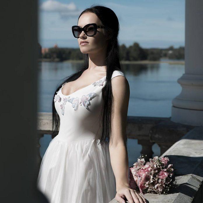 Ingos Miltienienės nuotakos suknelės