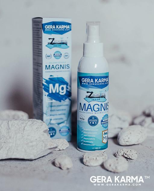 magnio aliejus