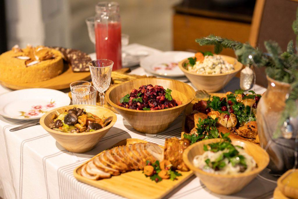 Šventiška lietuviškos virtuvė